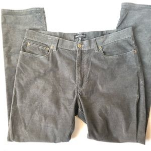 J. Crew Mercantile Flex Men's Straight Leg Grey